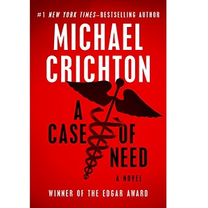 A Case of Need by Michael Crichton ePub Download