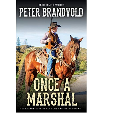 Once a Marshal by Peter Brandvold ePub Download