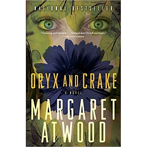 Oryx and Crake by Margaret Atwood ePub Download