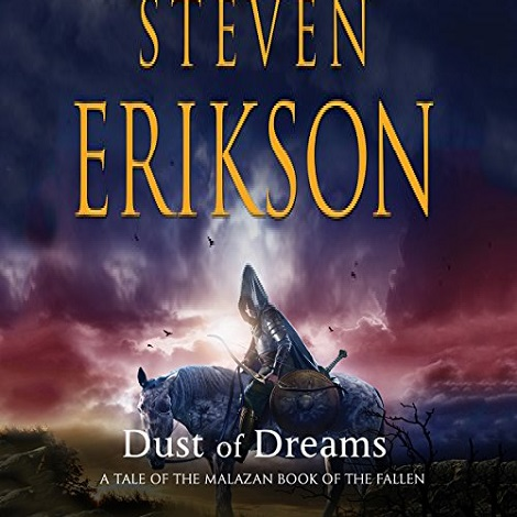 Dust of Dreams by Steven Erikson ePub Download