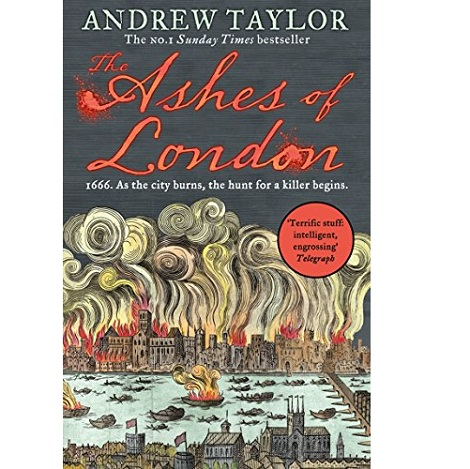 The Ashes of London by Andrew Taylor ePub Download