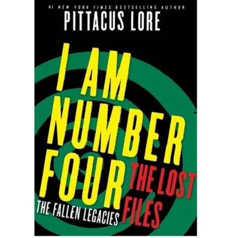 The Fallen Legacies by Pittacus Lore ePub Download