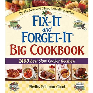 Fix-It and Forget-It Big Cookbook by Phyllis Good ePub Download