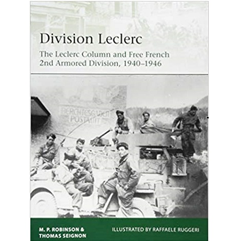 Division Leclerc by Merlin Robinson ePub Download