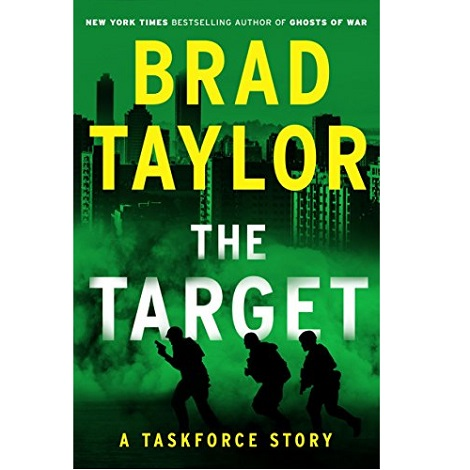 The Target by Brad Taylor ePub Download