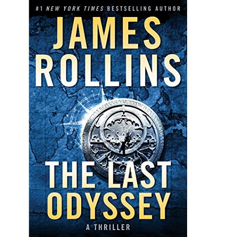 The Last Odyssey by James Rollins ePub Download