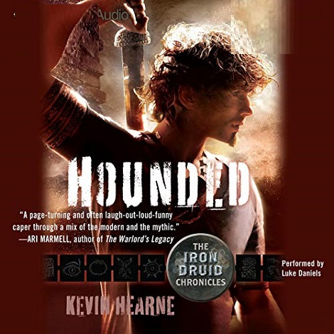 Hounded by Kevin Hearne ePub Download