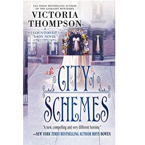 City of Schemes by Victoria Thompson ePub Download