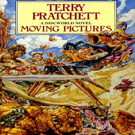 Moving Pictures by Terry Pratchett ePub Download