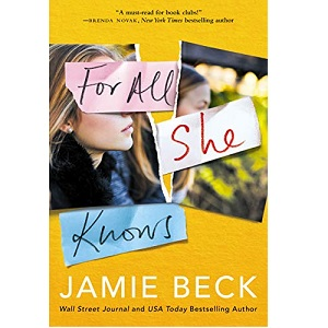 For All She Knows by Jamie Beck ePub Download