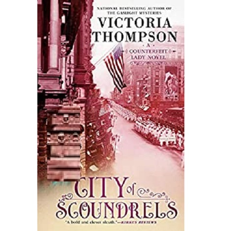 City of Scoundrels by Victoria Thompson ePub Download