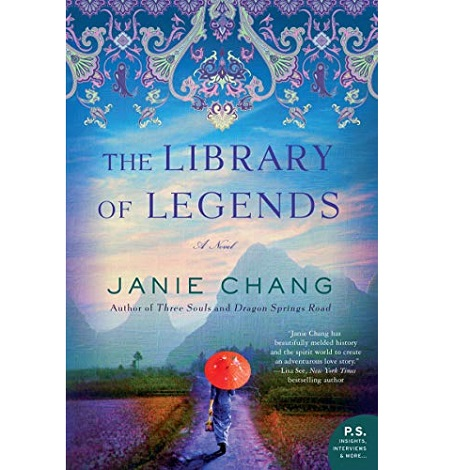 The Library of Legends by Janie Chang ePub Download