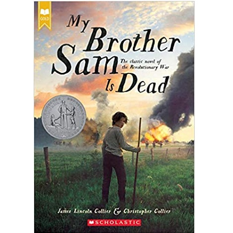 My Brother Sam Is Dead by Christopher Collier ePub Download