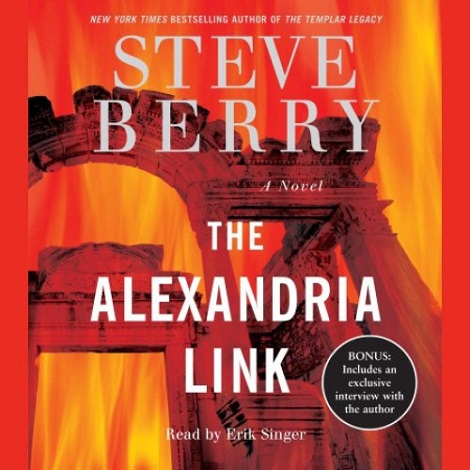 The Alexandria Link by Steve Berry ePub Download