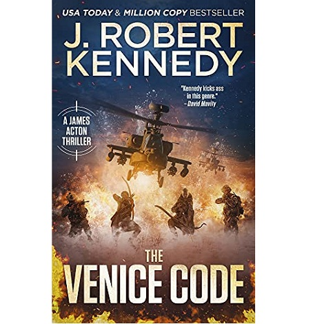 The Venice Code by J. Robert Kennedy ePub Download