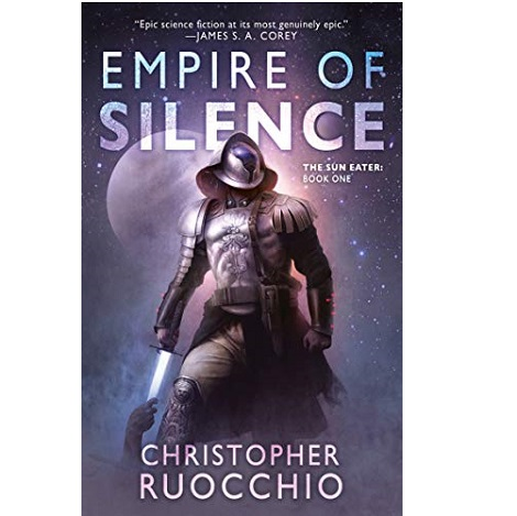 Empire of Silence by Christopher Ruocchio ePub Download