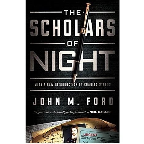 The Scholars of Night by John M. Ford ePub Download