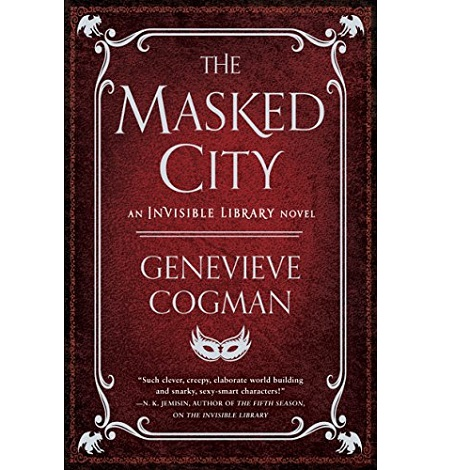 The Masked City by Genevieve Cogman ePub Download