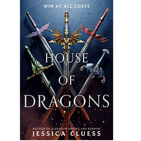 House of Dragons by Jessica Cluess ePub Download