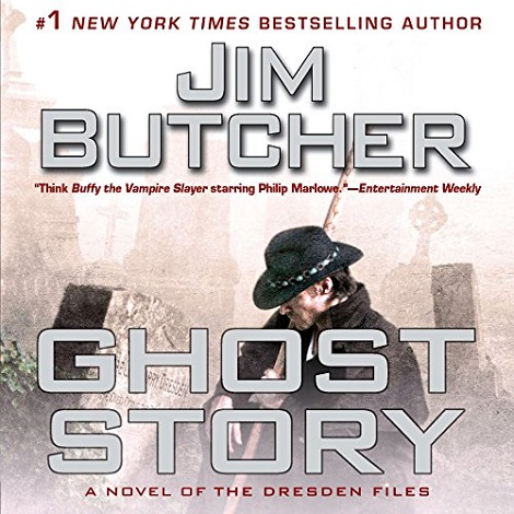 Ghost Story by Jim Butcher ePub Download