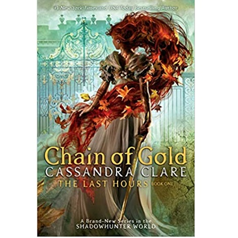 Chain of Gold by cadandra clare ePub Download