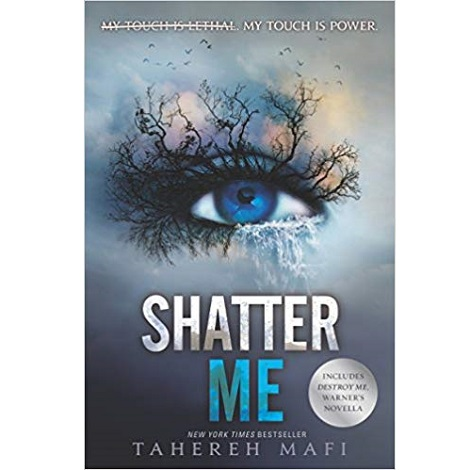 Shatter Me by Tahereh Mafi ePub Download