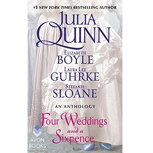 Four Weddings and a Sixpence by Julia Quinn ePub Download